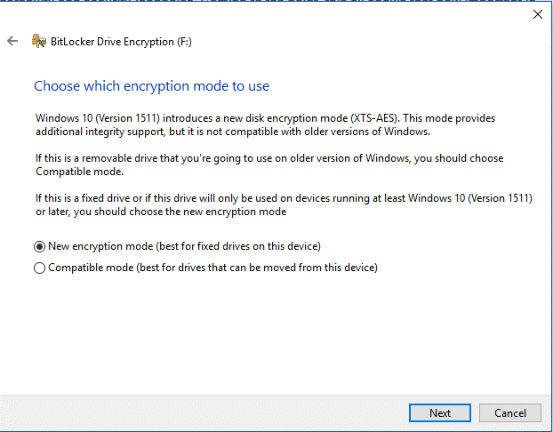 Steps To Encrypt A USB Flash Drive 7