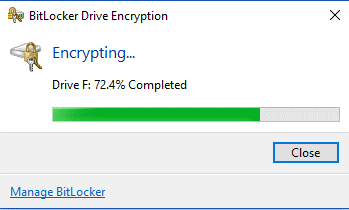 Steps To Encrypt A USB Flash Drive 8-1