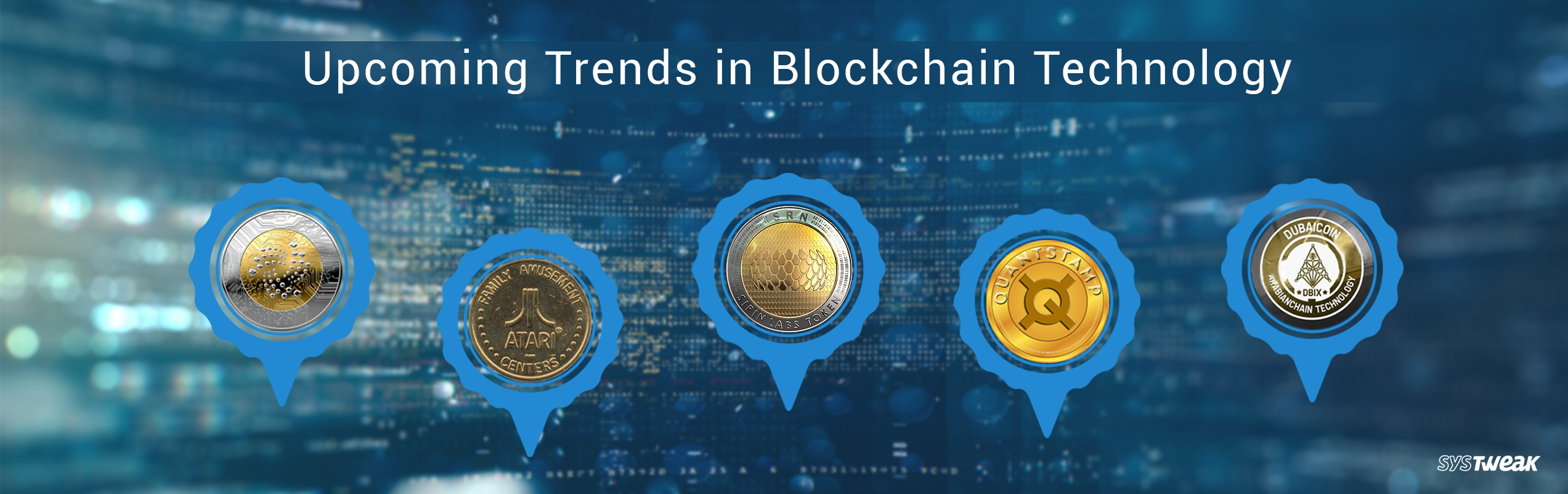 Top 5 Trends of Blockchain Technology 2018