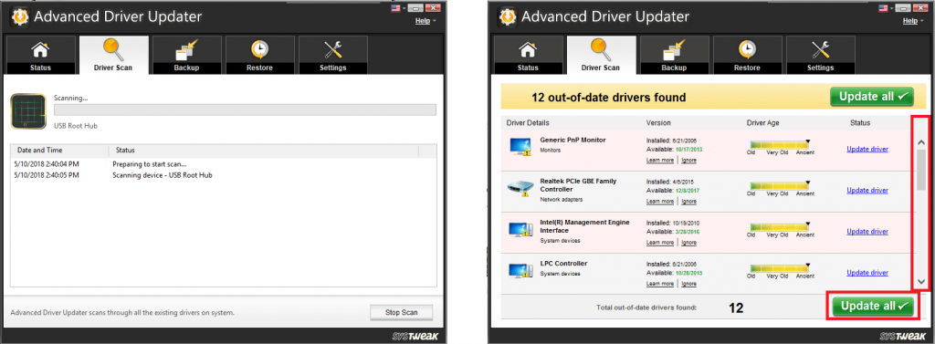 Use a Software to Update Outdated Drivers-2