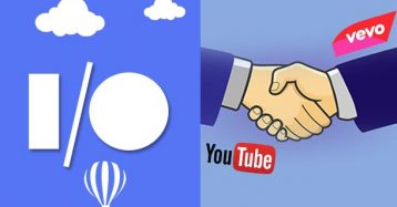 NEWSLETTER: GOOGLE I/O TO KICK OFF TOMORROW & YOUTUBE AND VEVO SIGNED A PACT