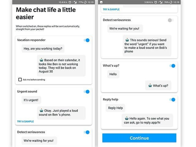 make chat life a little easier