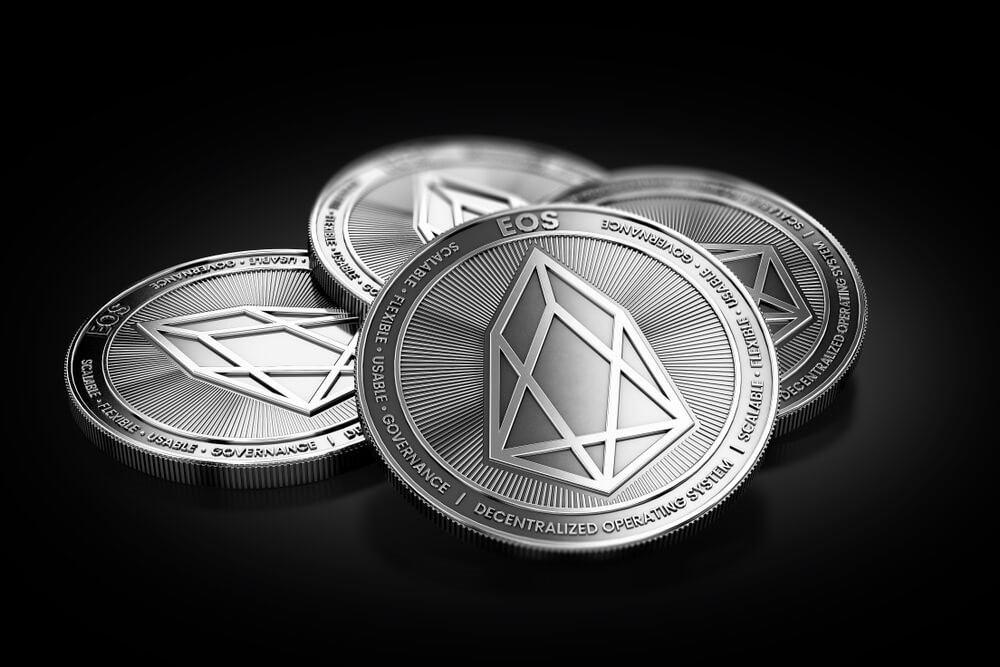 what are EOS tokens