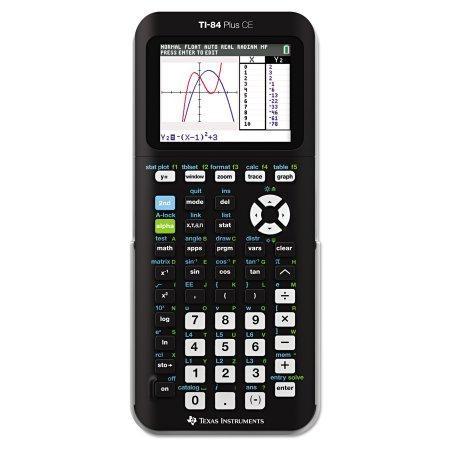 Texa Instruments TI - 84 Plus CE