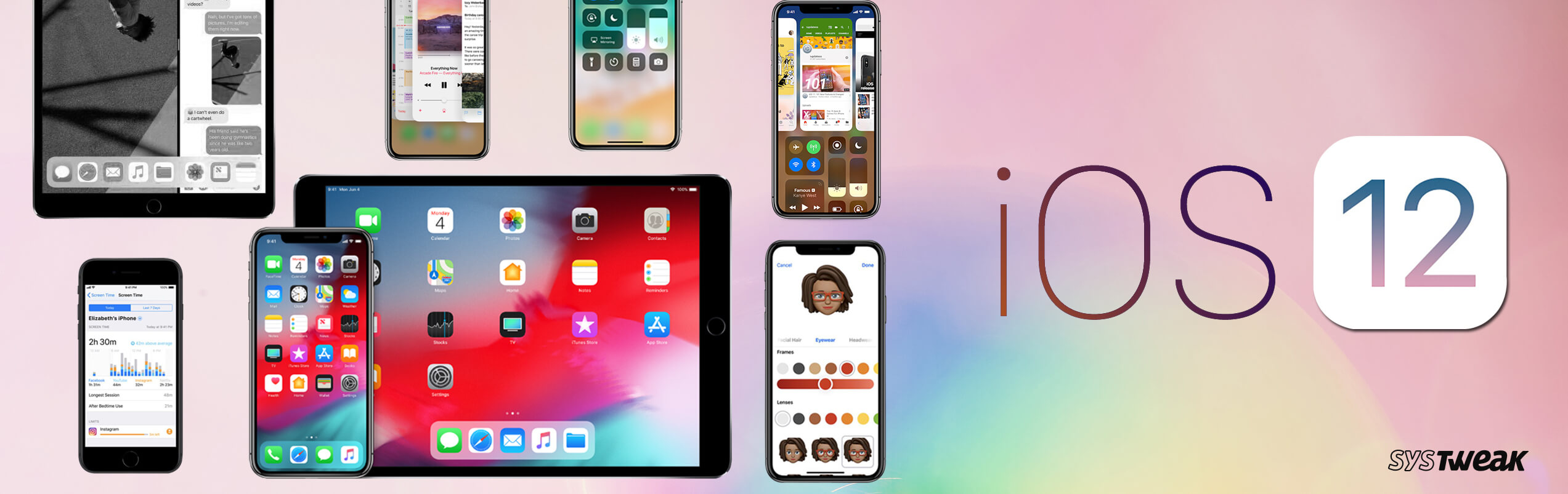 best features of ios 12