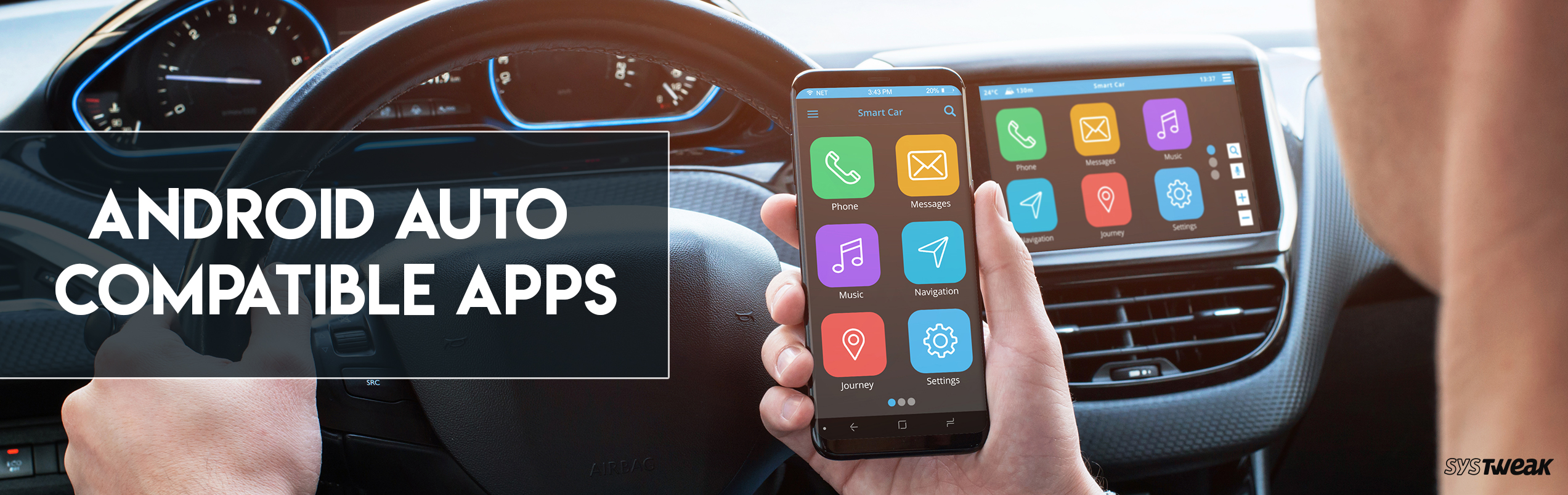 Best Android Auto Apps In 2018