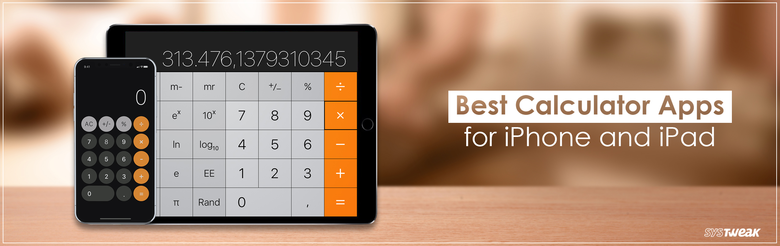 10 Best Calculator Apps For iPad And iPhone 2018