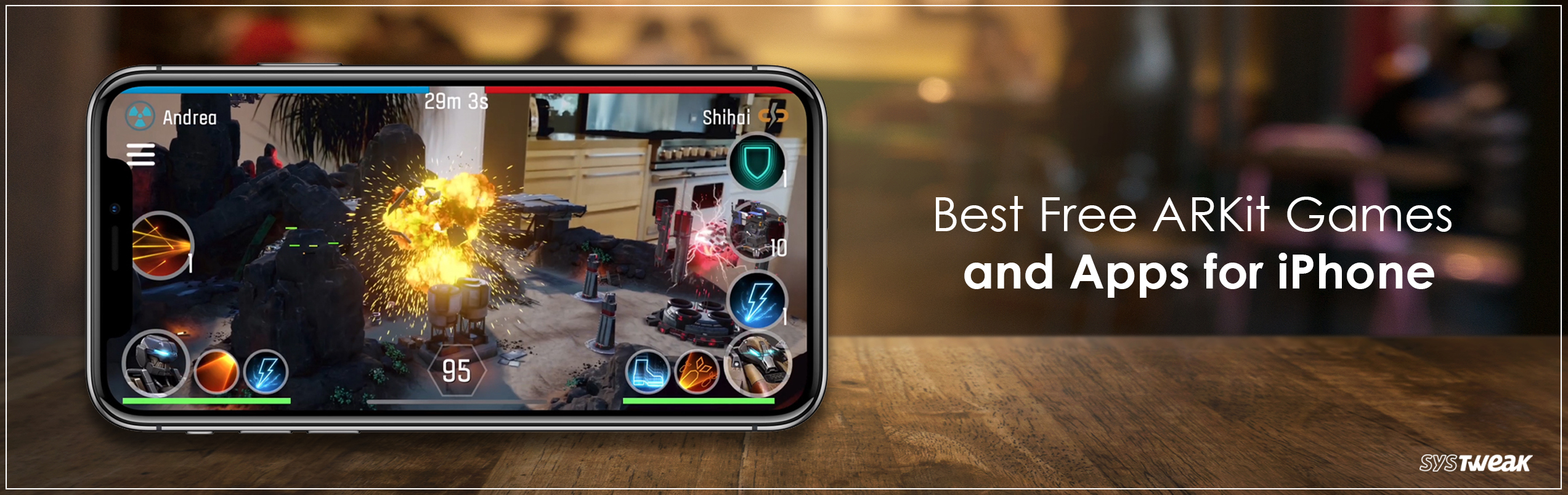 Best Free ARKit Games & Apps for iPhone