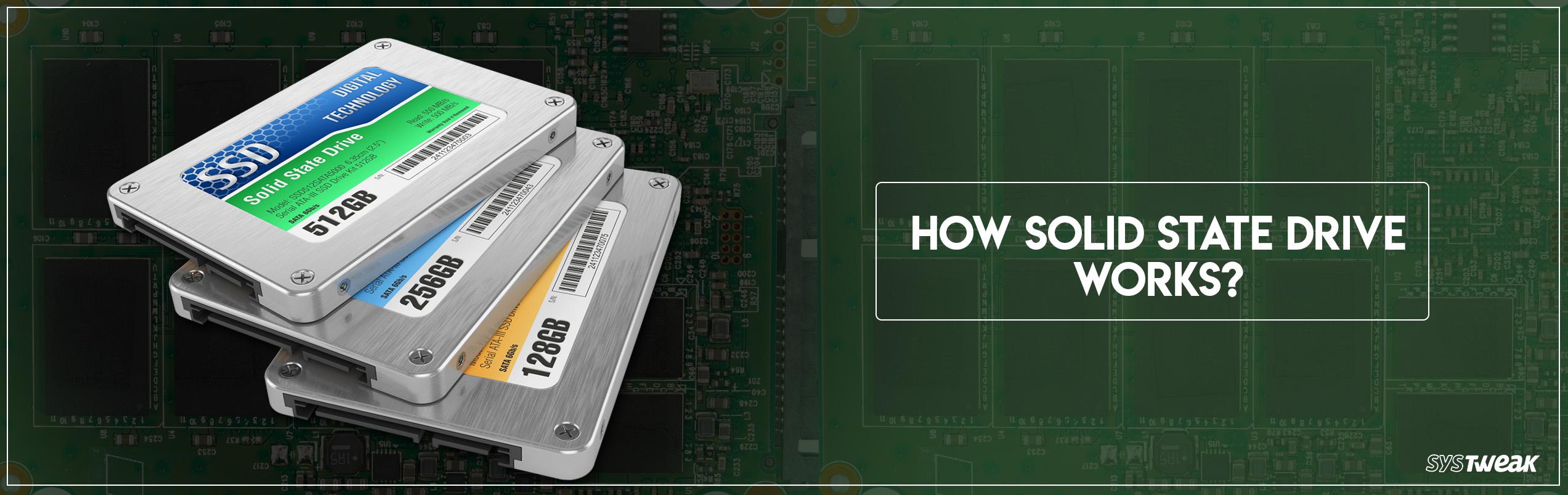 Working Mechanism Of SSD