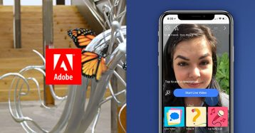 Newsletter: Adobe Jumps Into AR World & Lip Sync Live By Facebook To Woo Teens