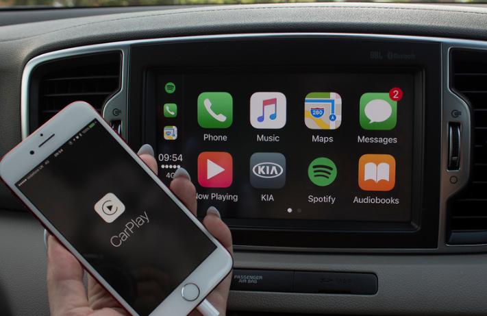 Apple CarPlay ios beta