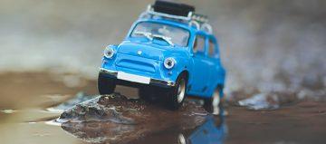 Top 5 Tilt Shift Apps for Miniature Photography