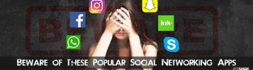 Top 10 Dangerous Social Networking Apps for Teens that Harbor Cyber Predators