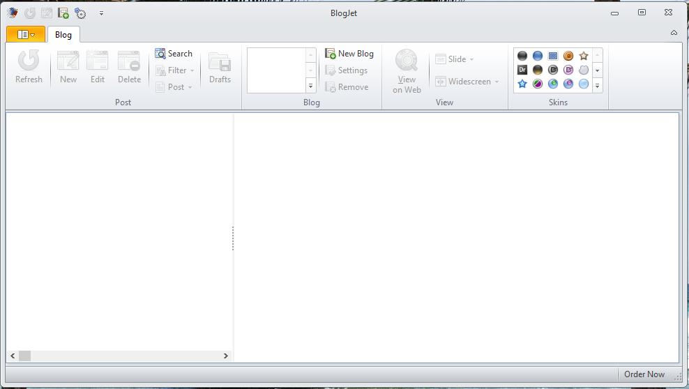 Blogjet Best Blog Writing Software