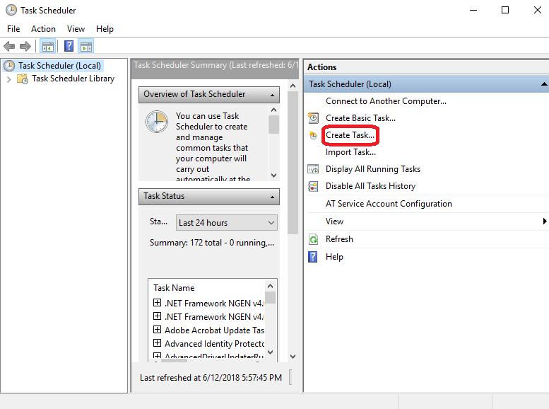 delay scheduled tasks in task scheduler 3