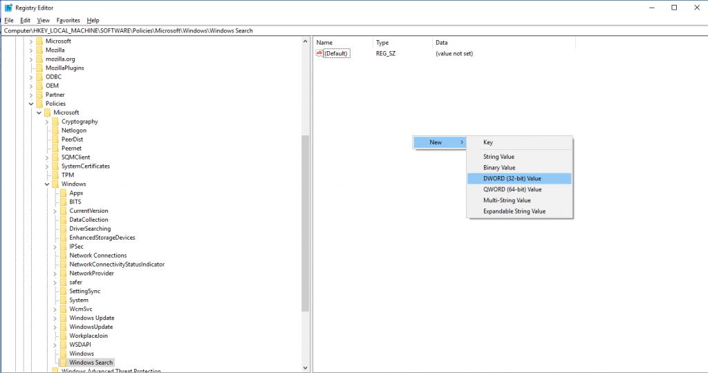 Disable Cortana on Windows 10 Home-3