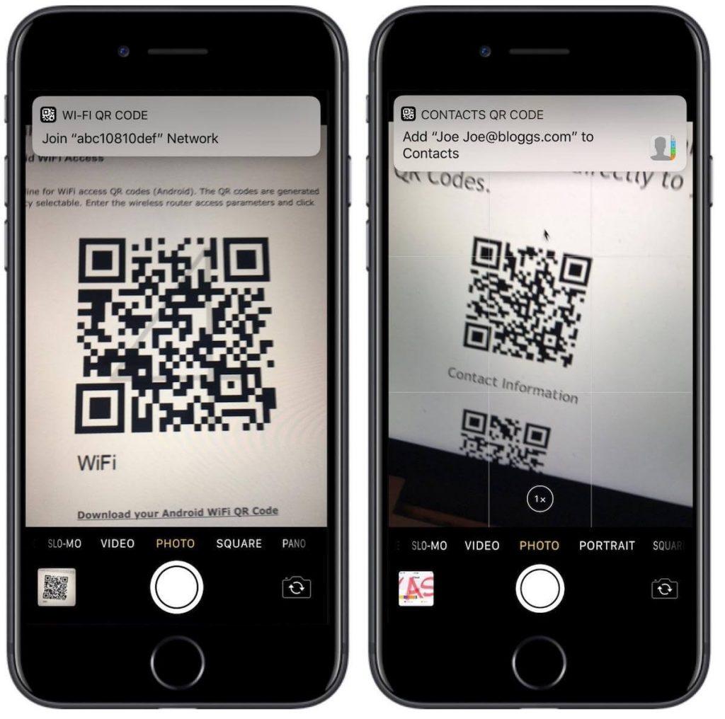 Enhanced QR Code Reader