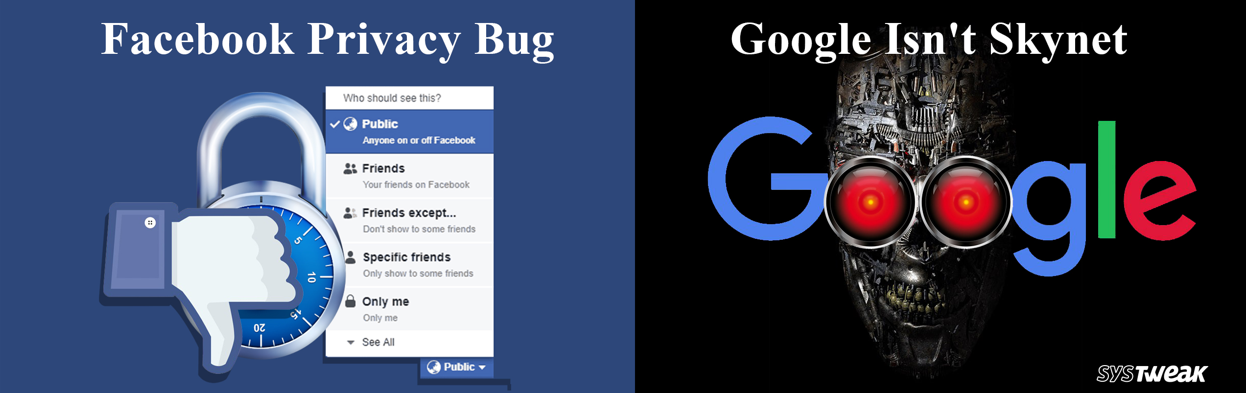 Newsletter: Facebook Warns Privacy Bug & Google Swears Not To Develop AI Weapons