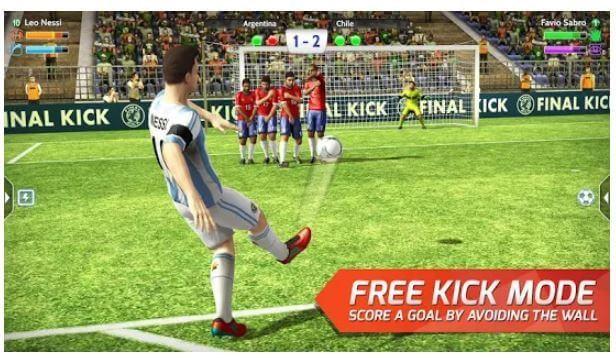 Final kick-Online Football