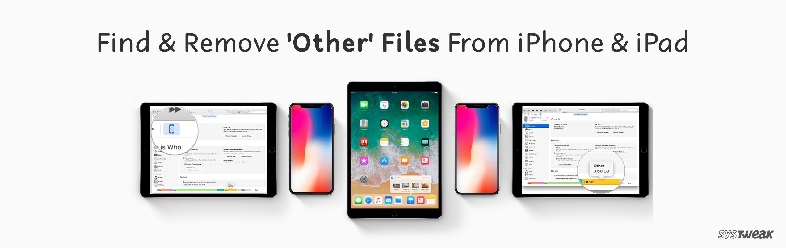 Find & Remove 'Other' Files From iPhone & iPad