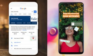 Newsletter: Google's New College Finder Feature & Now Shop From Instagram Stories