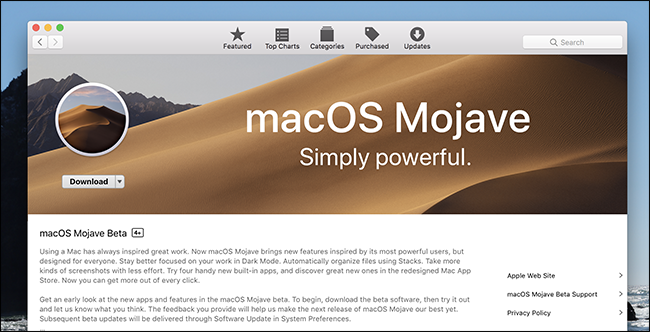 How to Install macOS Mojave Beta version-4