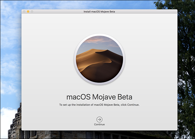 How to Install macOS Mojave Beta version-5