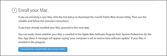How to Install macOS Mojave Beta version
