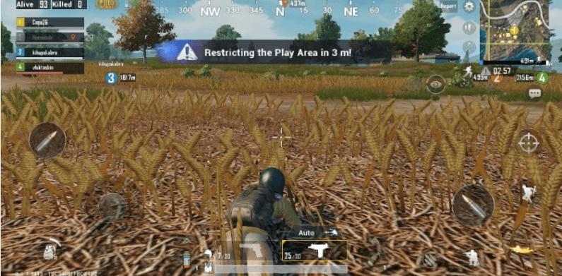 It Always Better To Hide Peek And Kill