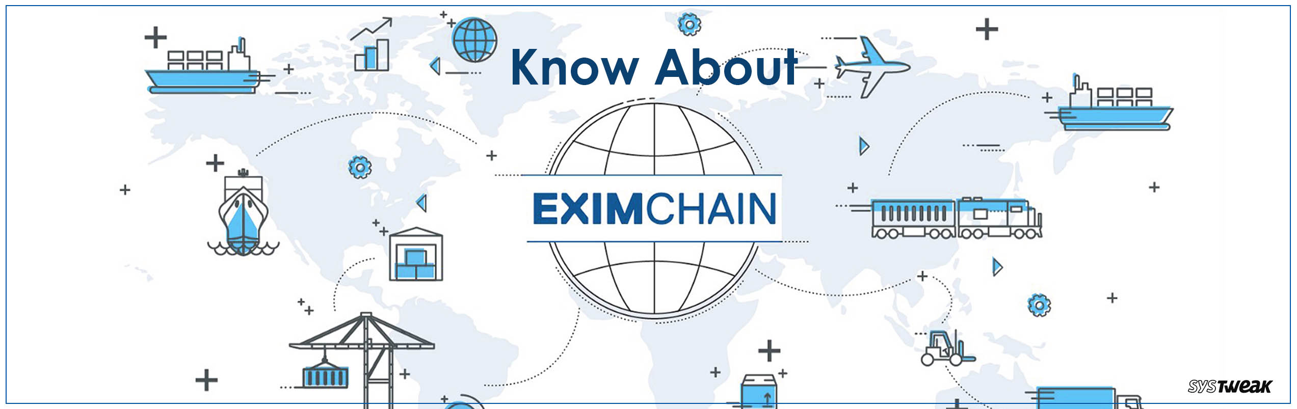 Eximchain: Blockchain For Smarter Supply Chain