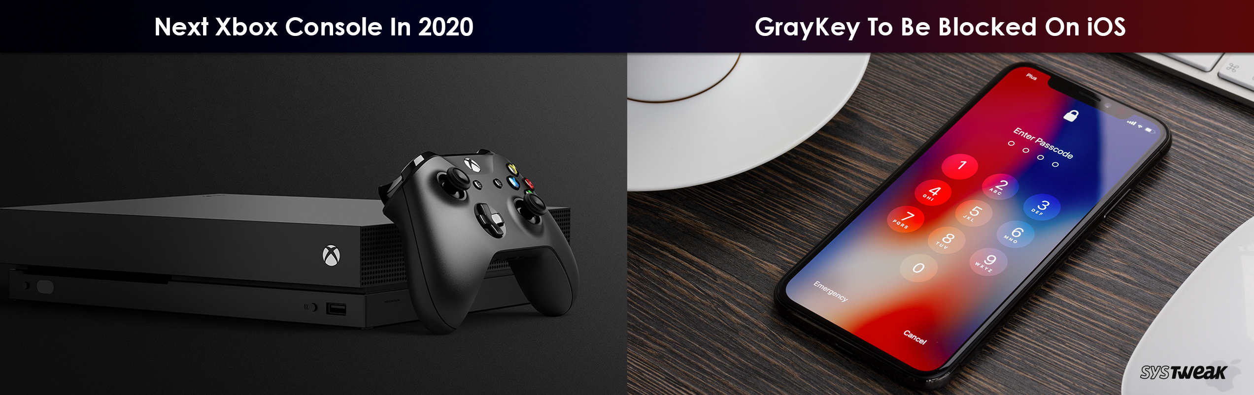Newsletter: New Xbox Console Expected In 2020 & iOS Update Blocks GrayKey Tool