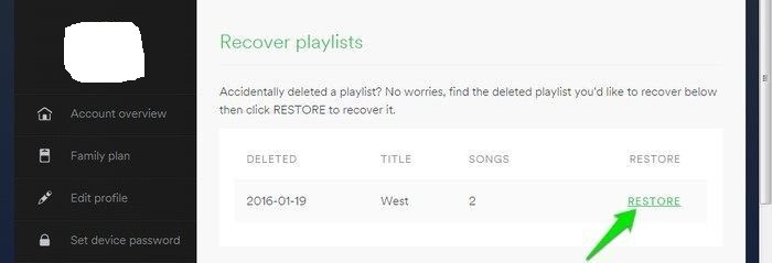 Restore Deleted Playlist-1