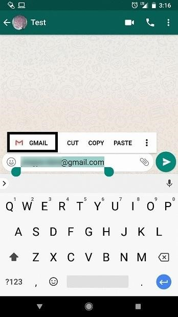 Smart Text Selection for Gmail