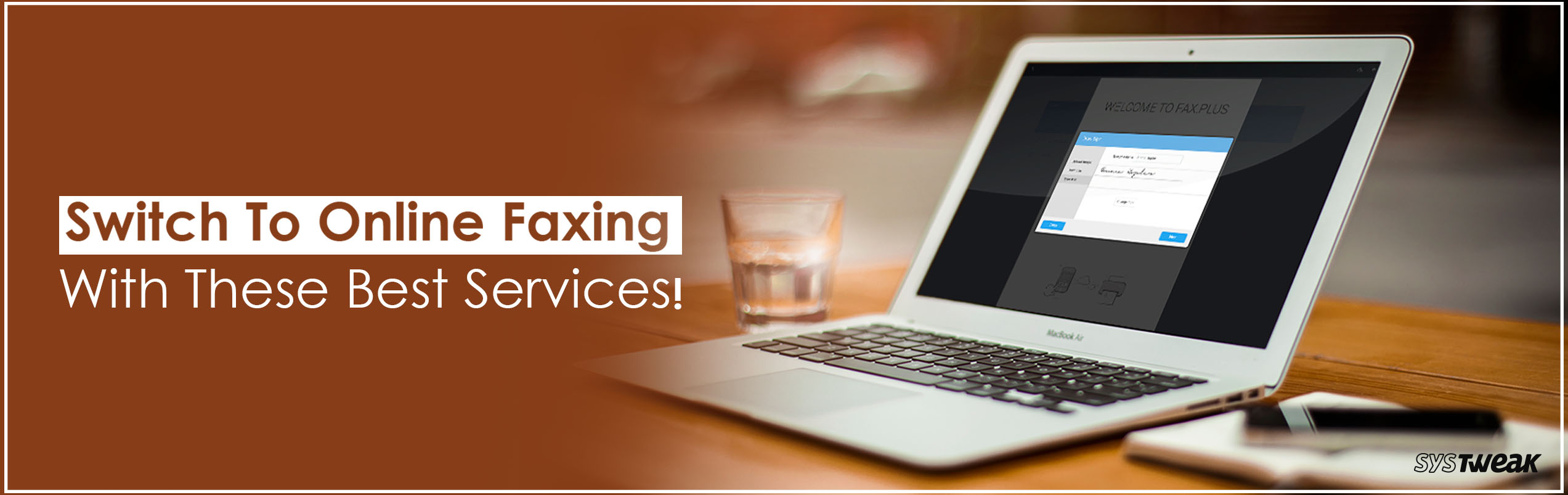 The 5 Best Online Fax Services In 2018