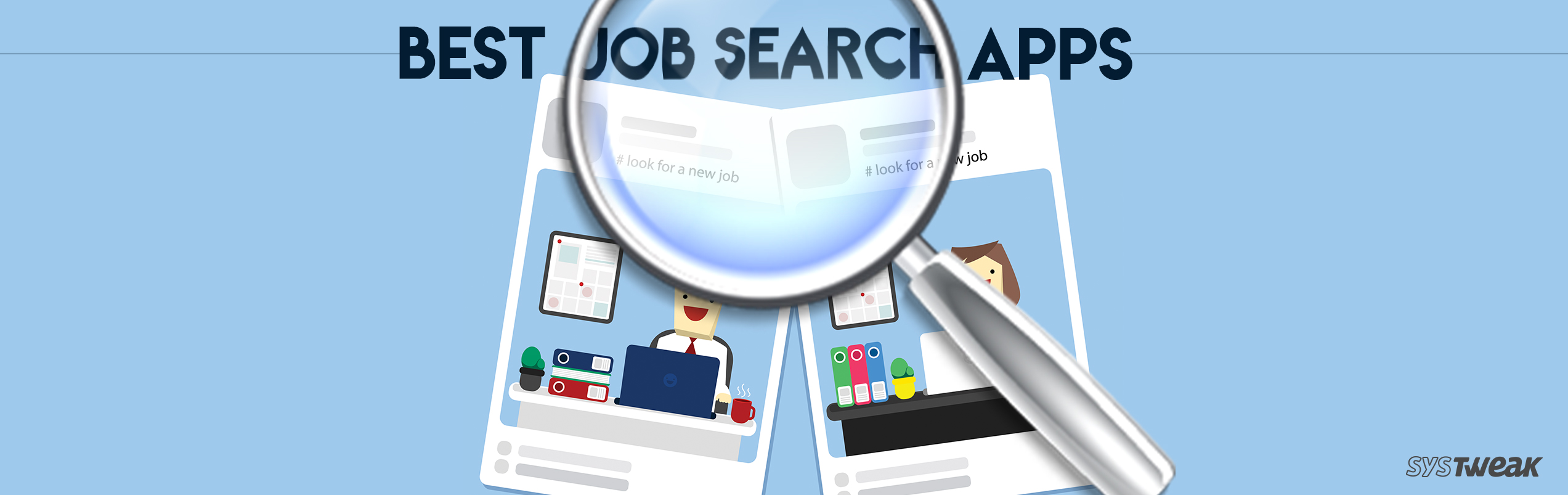 The 6 Best Job Apps For Android and iOS