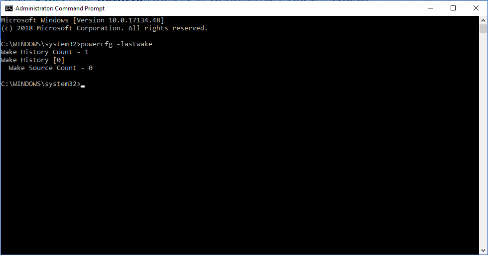 Use Command Prompt-2