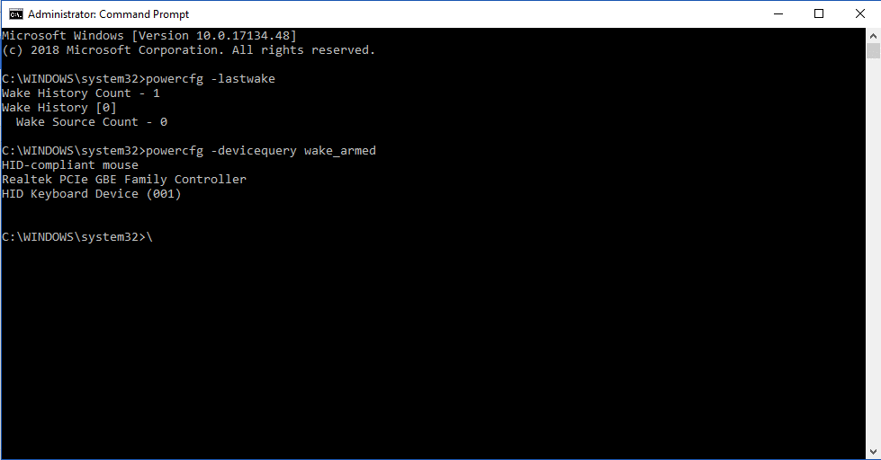 Use Command Prompt-3