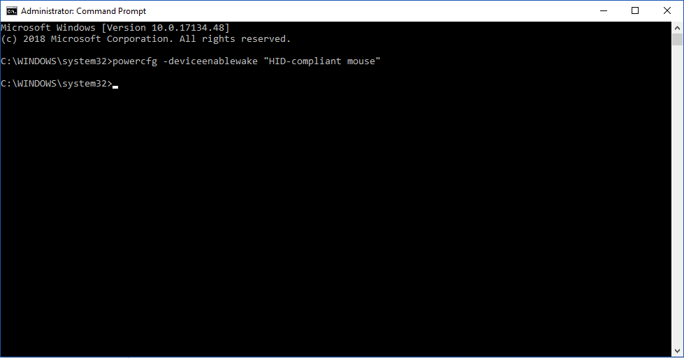 Use Command Prompt-4-1