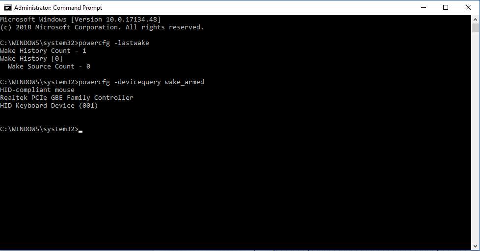 Use Command Prompt-4