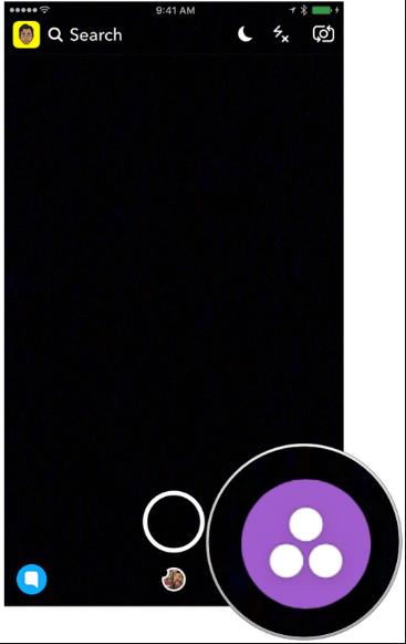 View Snapchat Story-2