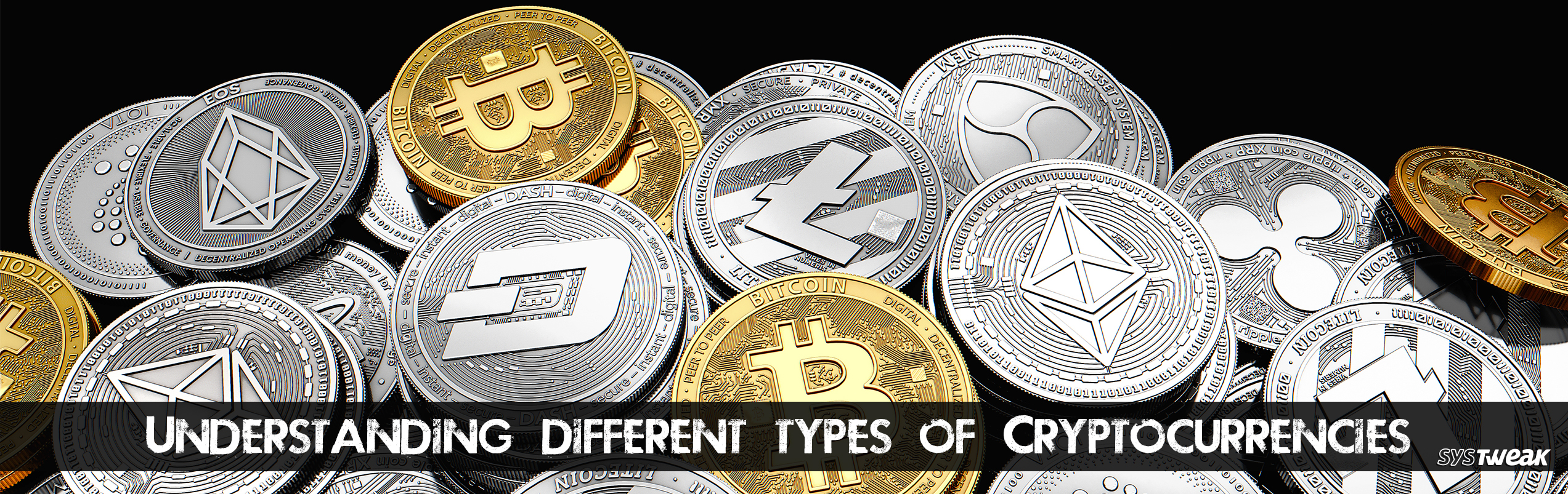 What Are The Different Types Of Cryptocurrencies