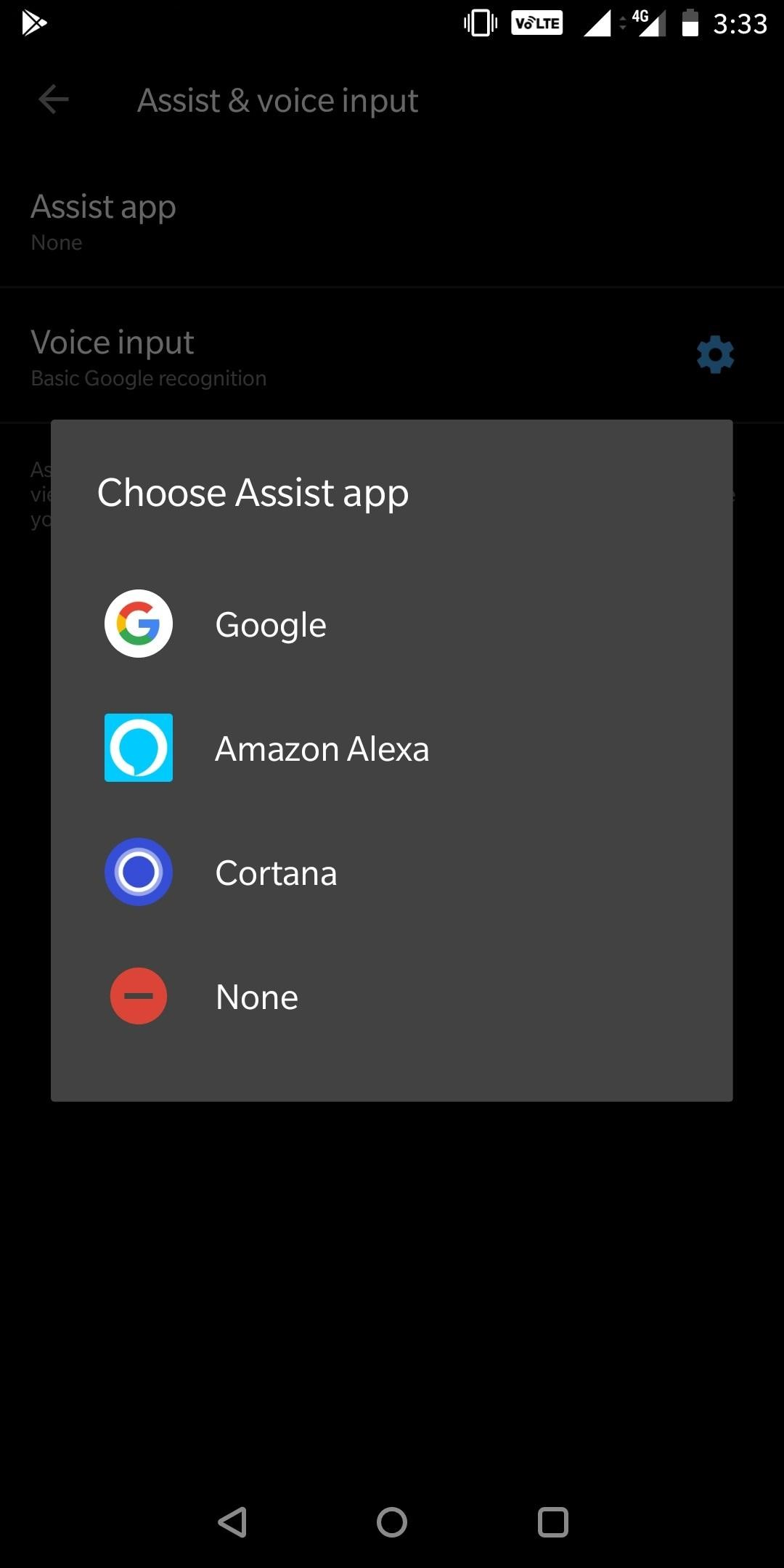 amazon alexa choose