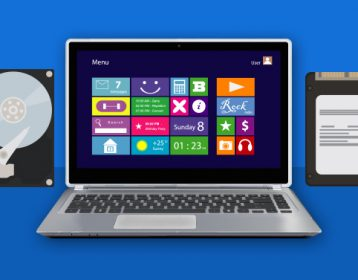 How To Install Two Hard Drives On Single Laptop