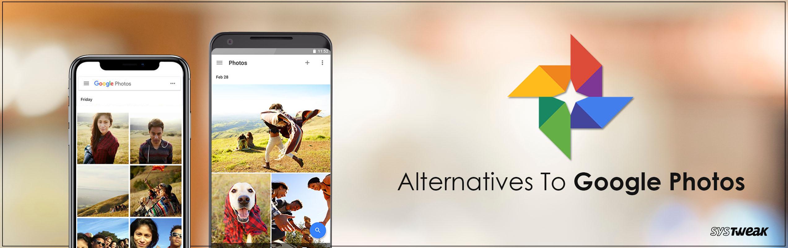 7 Best Google Photos Alternatives