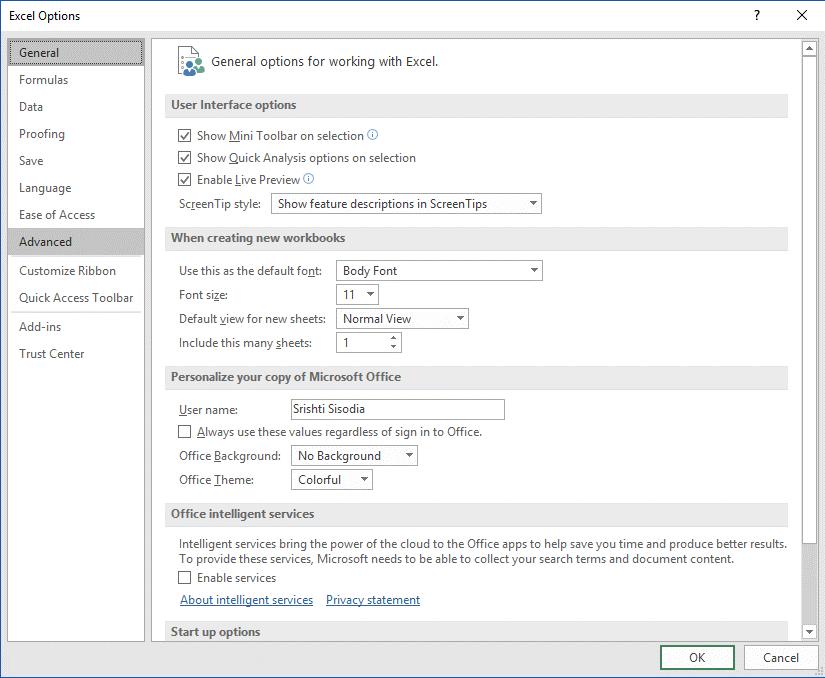 sub context menu