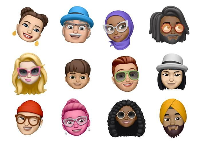 Memoji on iOS 12