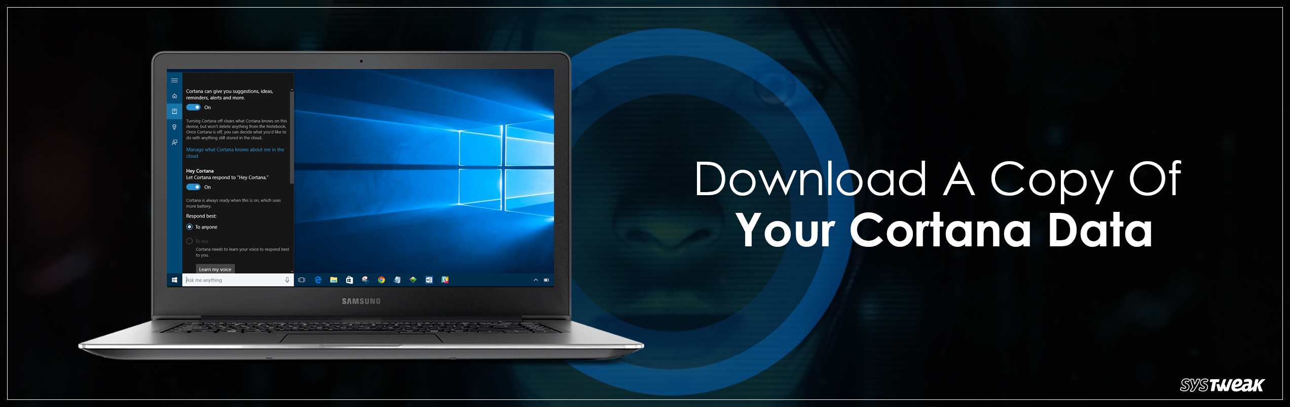 How to Download Your Cortana Data