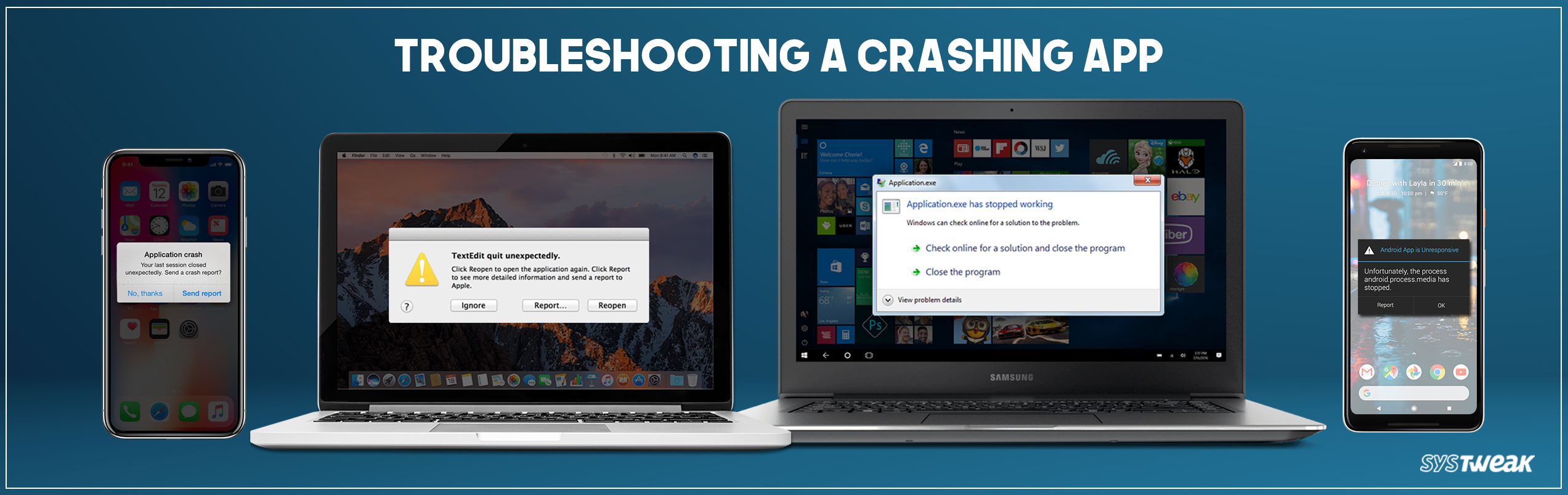 How To Fix Crashing Apps