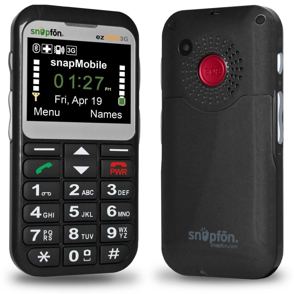 cell phones for visually impaired
