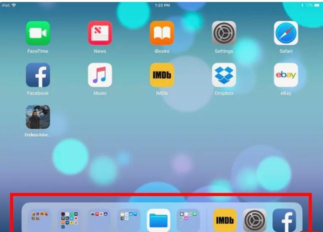 Hidden iPad hacks